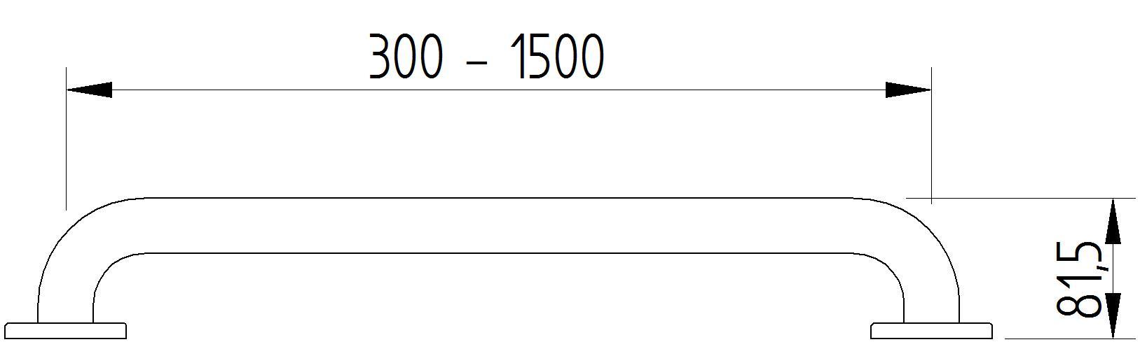Skizze - Haltegriff - Serie Funktion von Lehnen