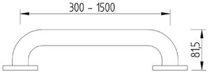 Funktion - Haltegriff - Skizze