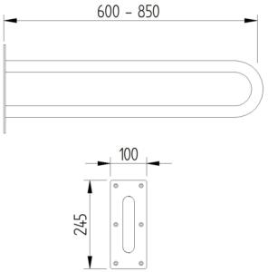 Funktion - Stützgriff - Skizze