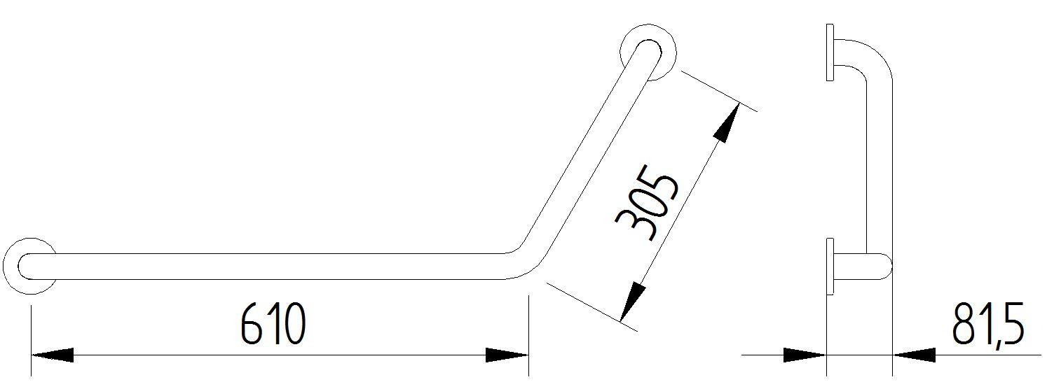 Funktion - Winkelgriff 120° - Skizze
