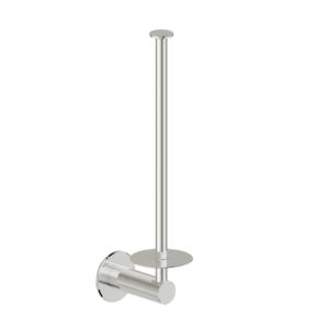 Foto - WC-Reserverollenhalter für zwei Rollen, Edelstahl glatt poliert - Artikel L1105100 - Serie Funktion von Lehnen