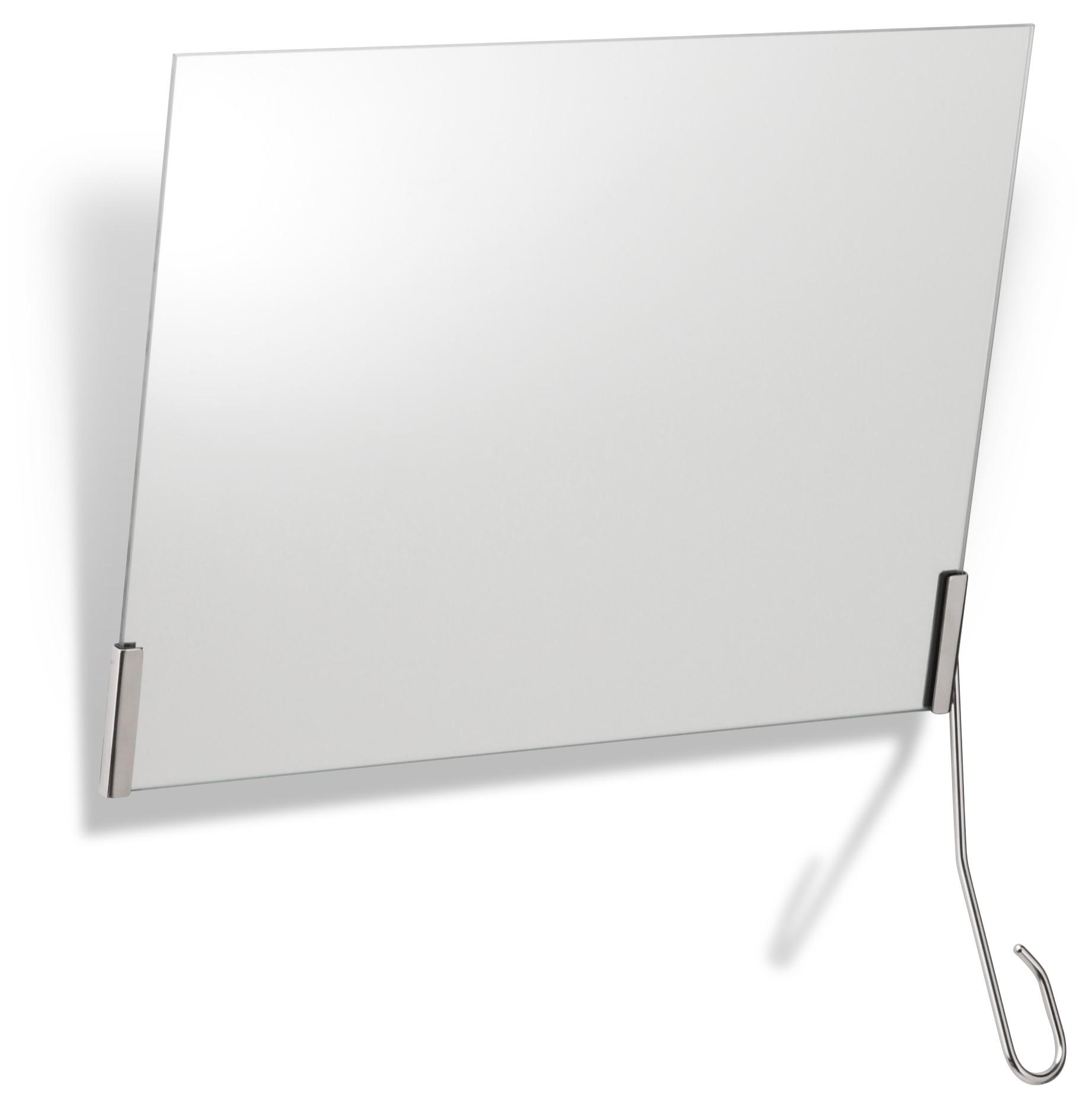 Funktion - Kippspiegelgarnitur mit Bedienhebel - L160051x